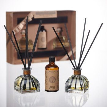 Aromatherapy Reed Diffuser Oud and Cypress