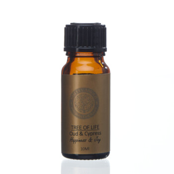 Aromatherapy Oud & Cypress Oil Blend