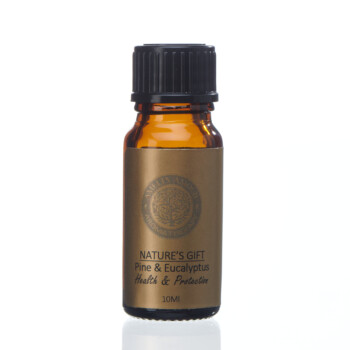 Aromatherapy pine and eucalyptus Oil Blend