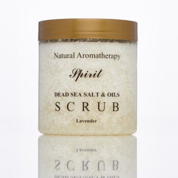 natural Aromatherapy Body Scrub