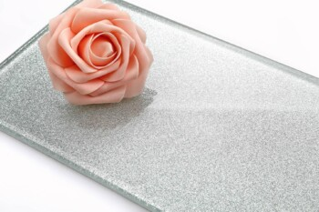 Plate with Rose